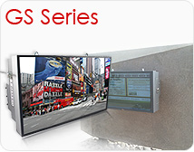 High-Brightness LCD Panel GS Series
