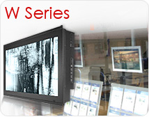 High-Brightness Lcd Panel W-Series