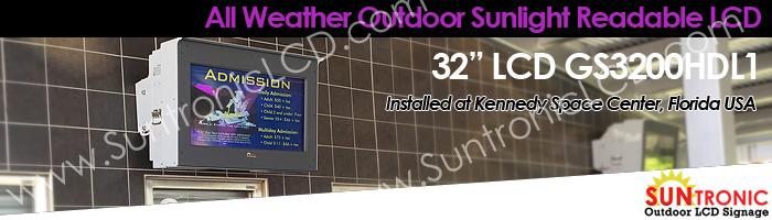 """32"""" LCD 1500 nits 1920 x 1080, 2000:1 - Model: GS3200HDL1"""